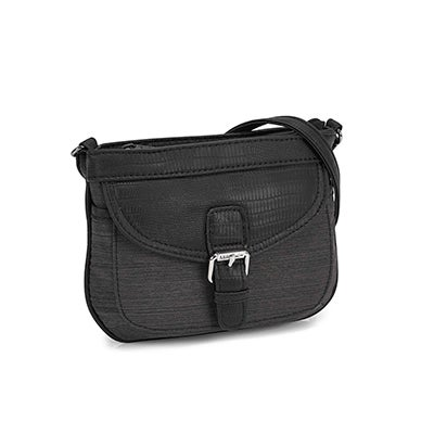 Lds black crossbody bag