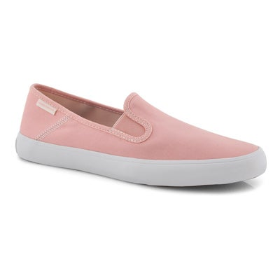Lds Rio bleached coral slip on snkr