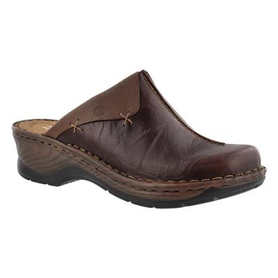 Lds Catalonia 48 brasil low wedge clog