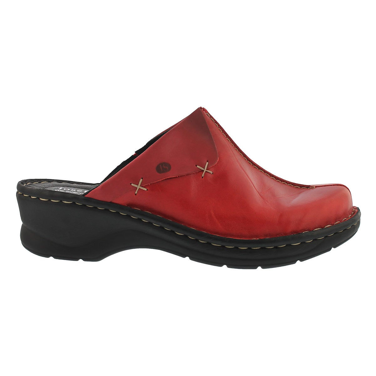 Lds Catalonia 48 hibiscus low wedge clog