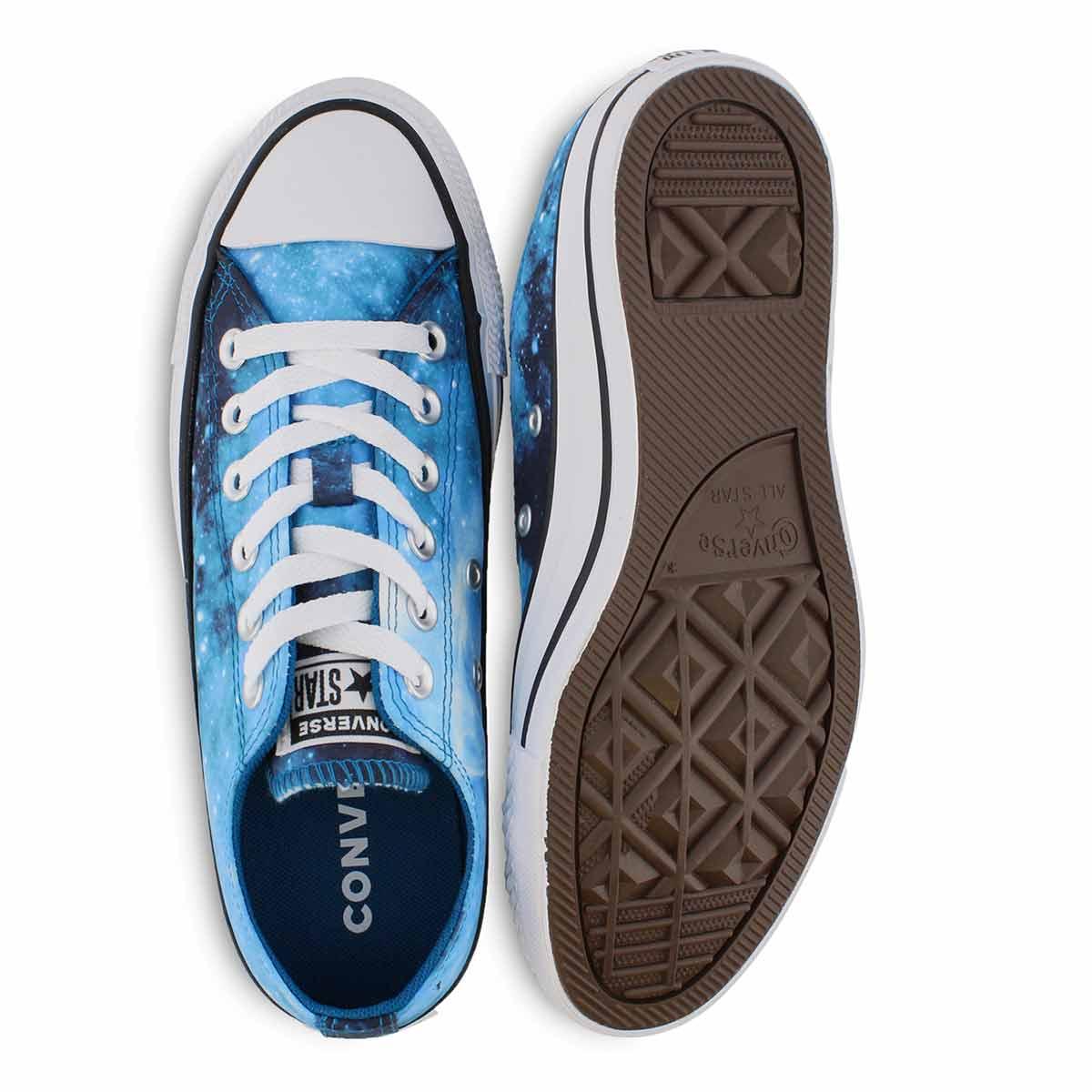 Converse-Women-039-s-Chuck-Taylor-All-Star-Miss-Galaxy-Ox-Sneaker miniature 7