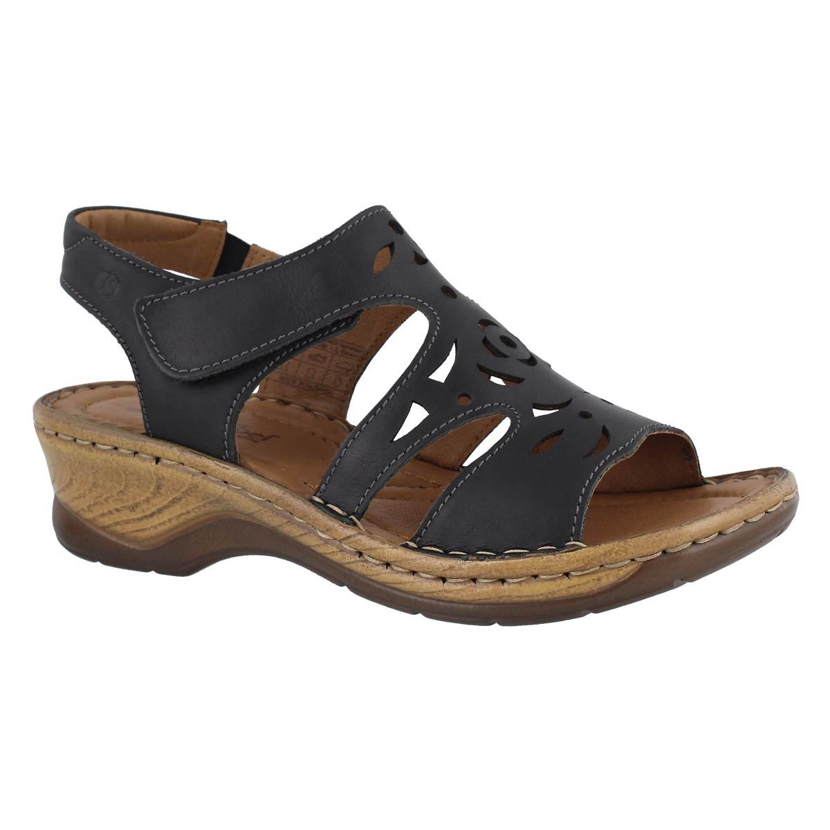 Women's CATALONIA 56 black sandals