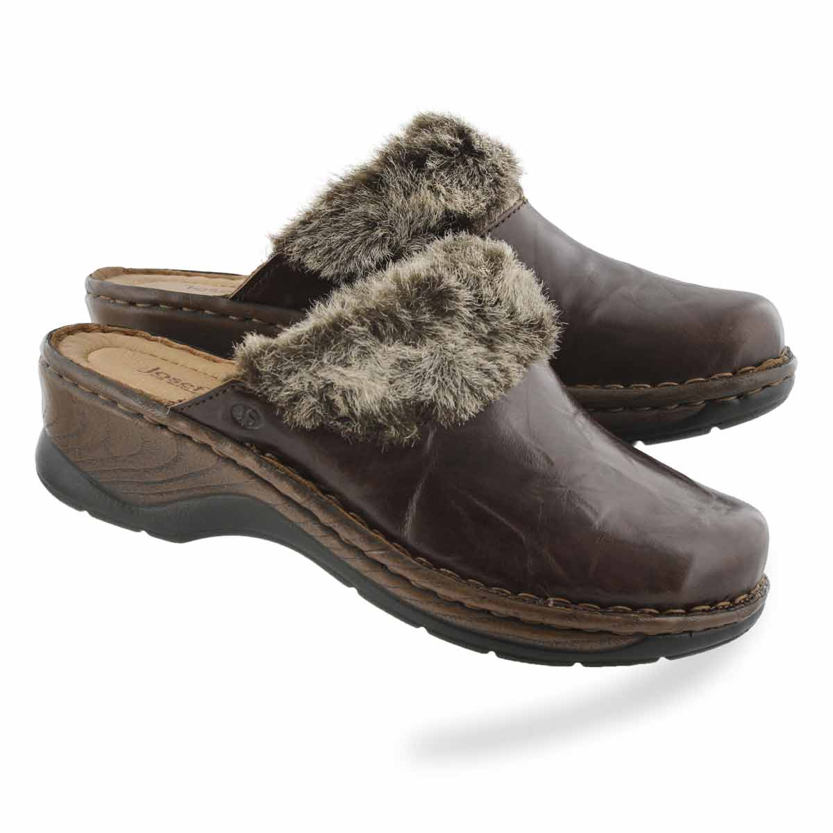 Lds Catalonia 45 moro low wedge clog