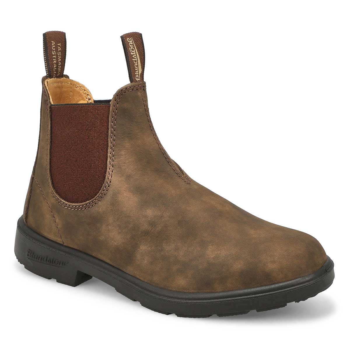 Kids' BLUNNIES brown pull-on boots - UK SIZING