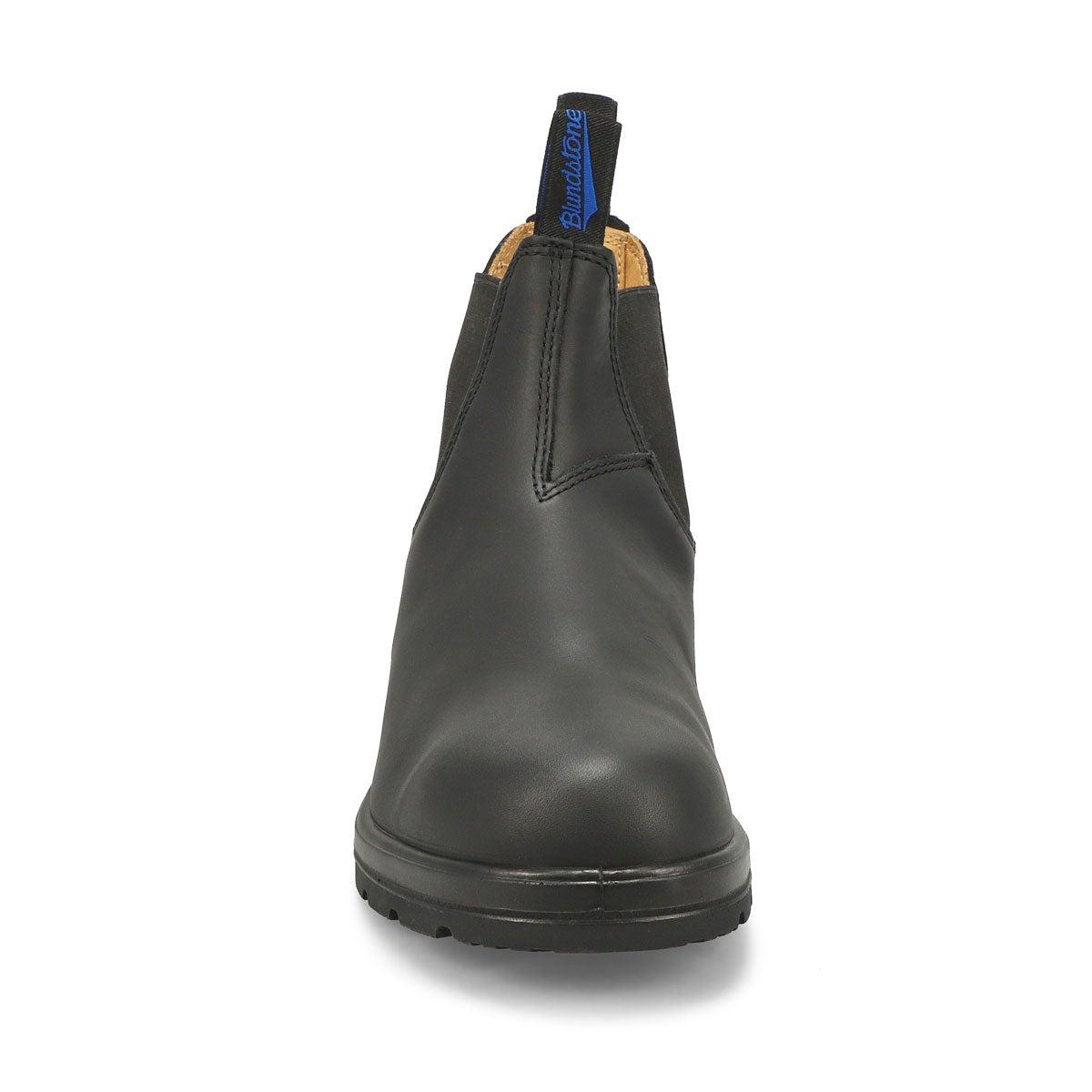 Unisex Original black lined boot