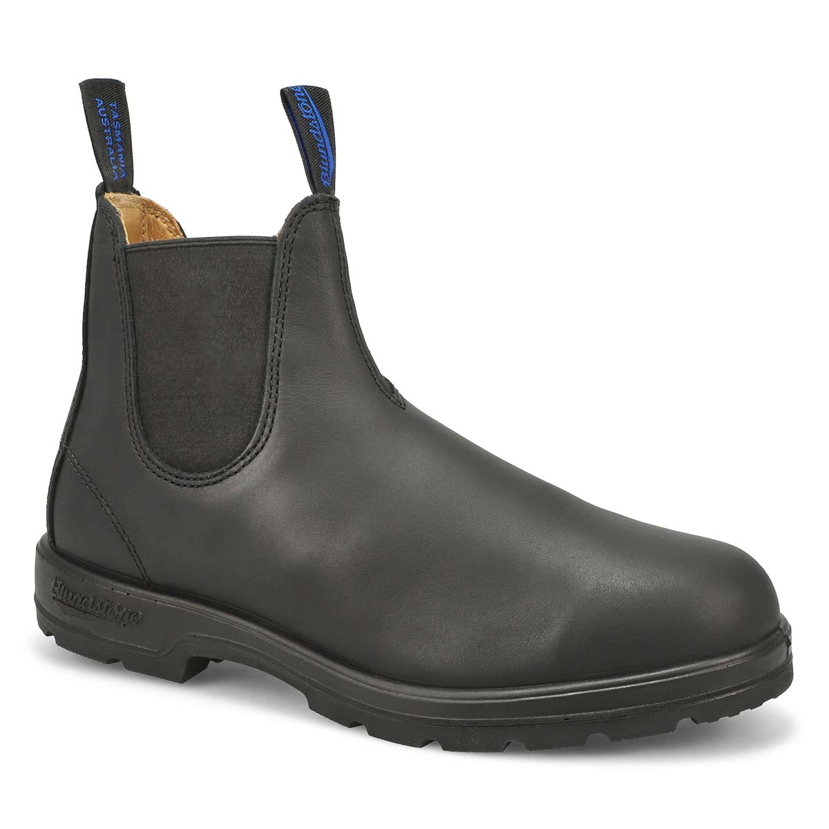 Unisex THE WINTER black waterproof pull-on boots