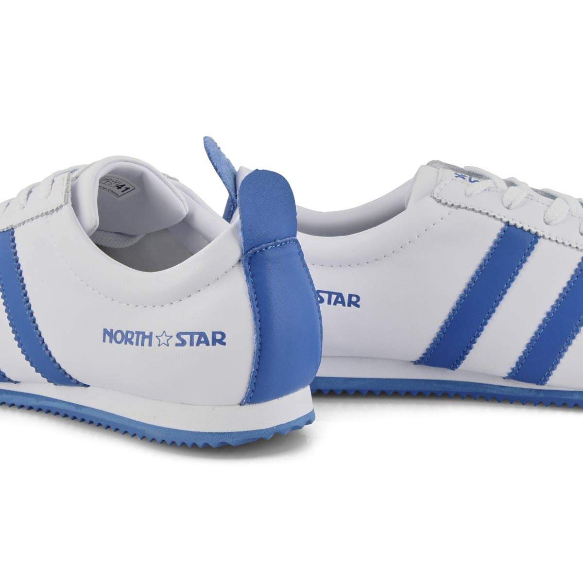 Mns North Star One white/blue sneaker