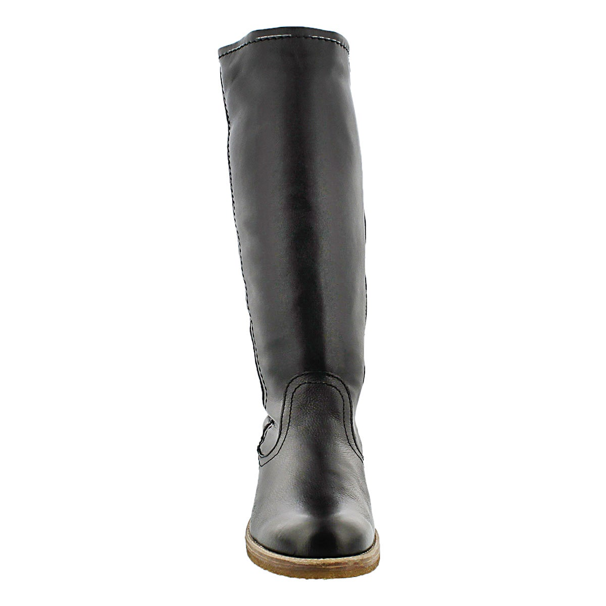 Lds Tamara 03 blk lthr casual tall boot