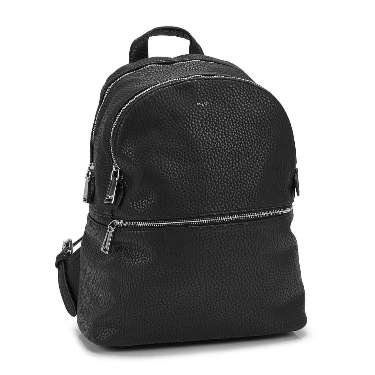 Lds Hush black backpack