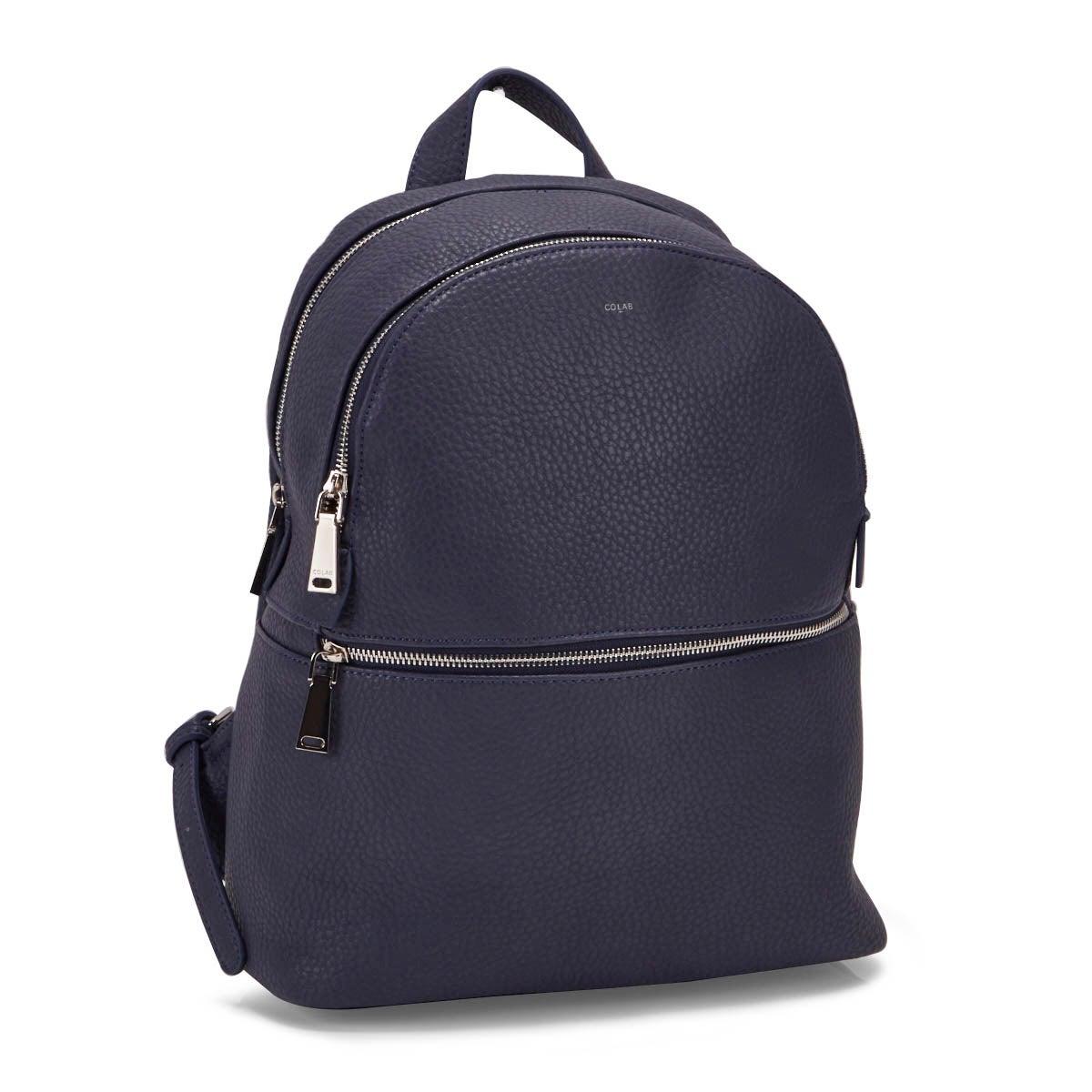 Lds Hush denim backpack