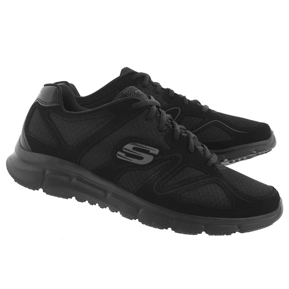 Mns VerseFlashPoint black running shoe