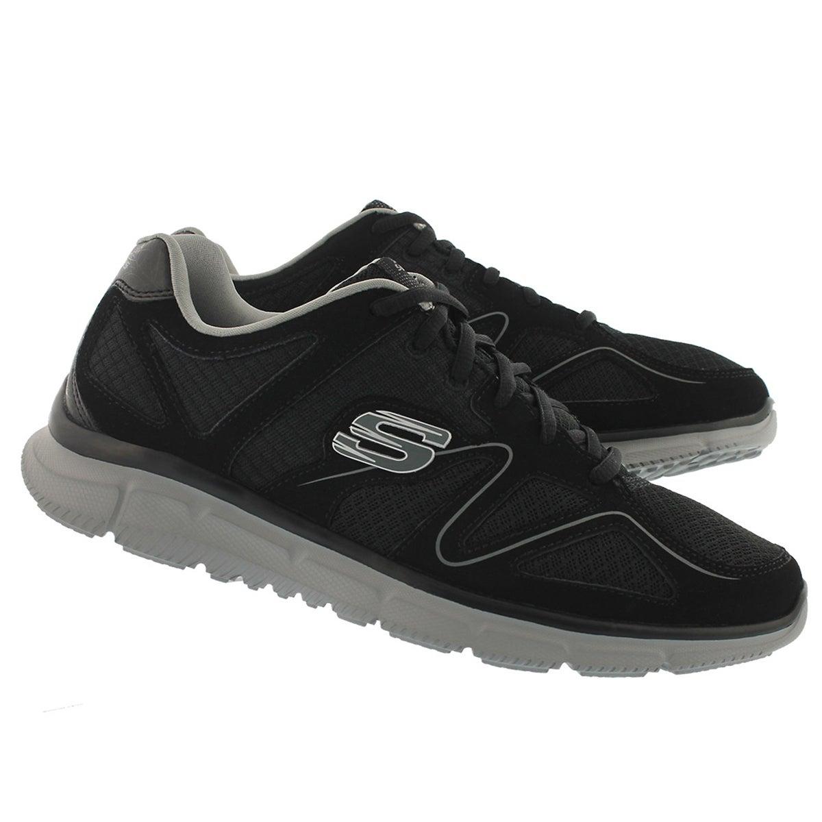 Mns VerseFlashPoint blk/gry running shoe