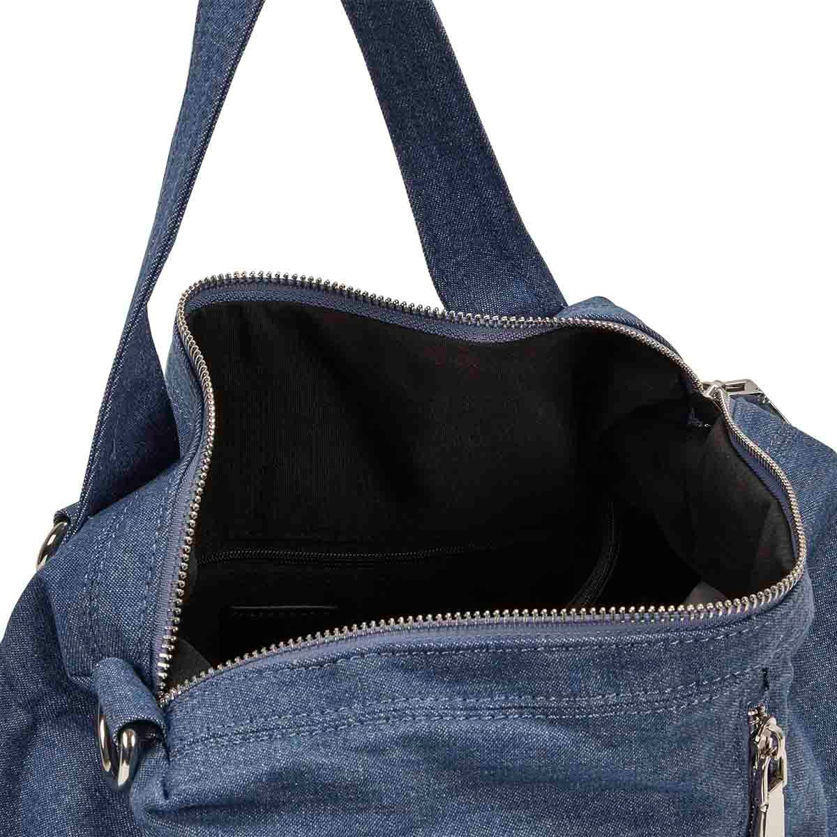Lds Zura denim convertible backpack