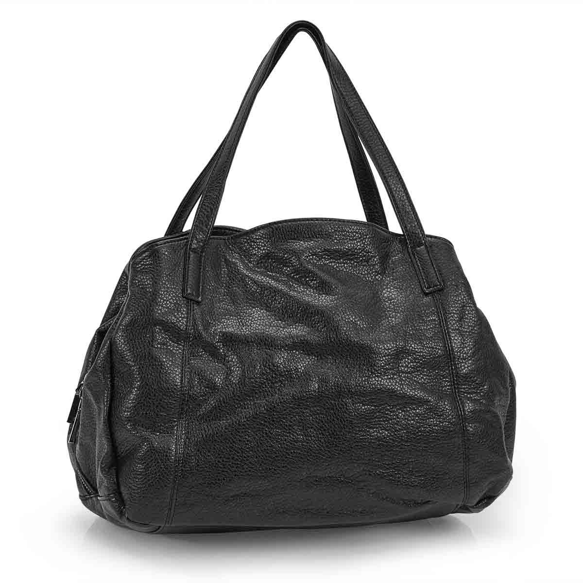 Women's MADISON black tote bag