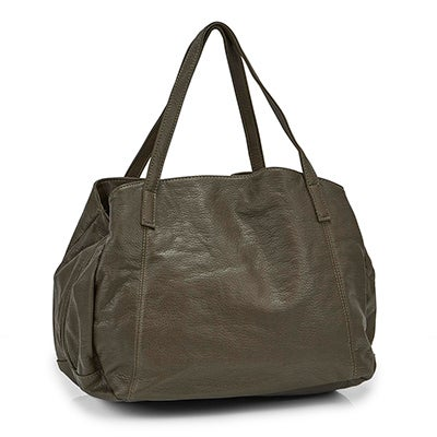 Co-Lab Women`s MADISON khaki tote bag