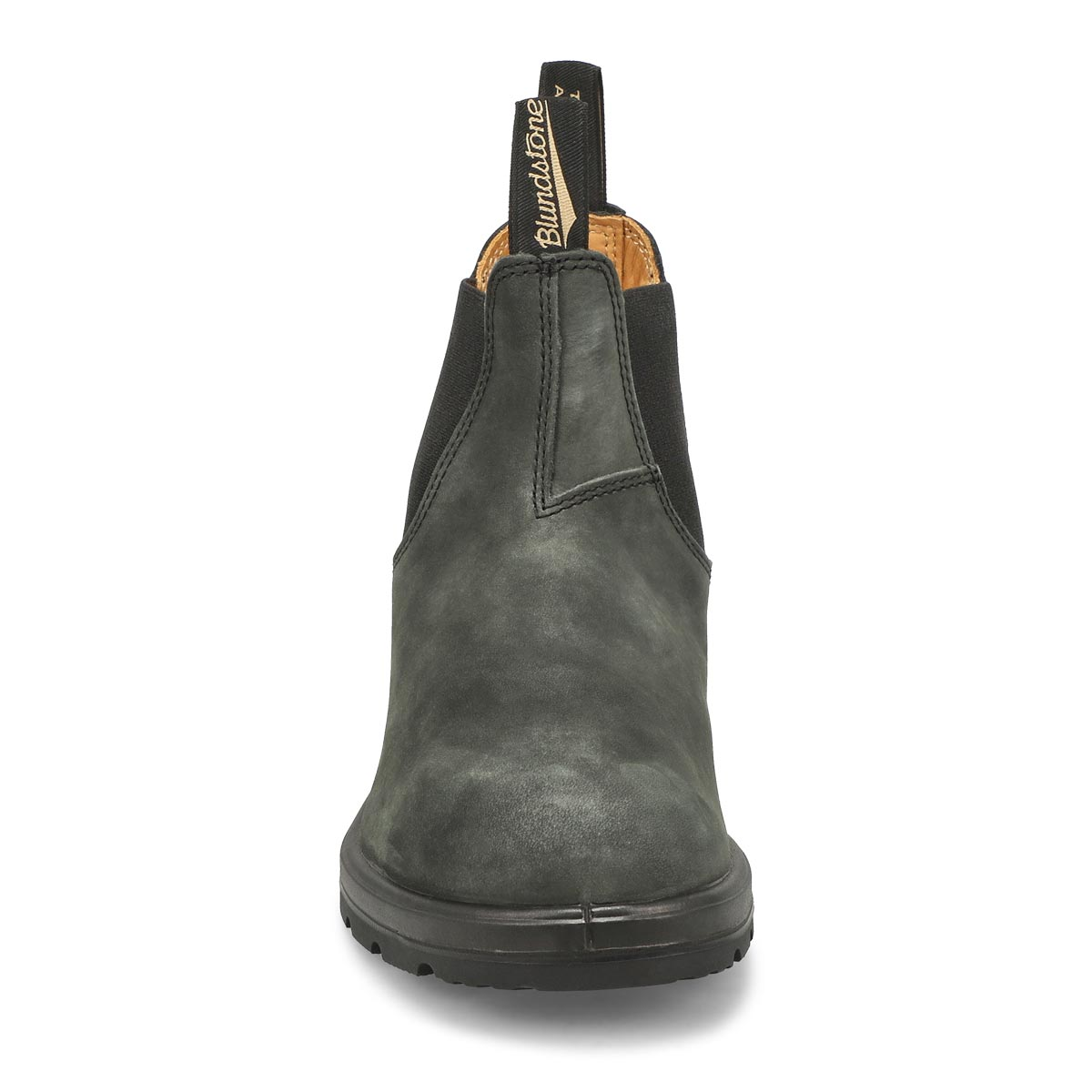 Unisex 550 SERIES rustic black boots - UK SIZING