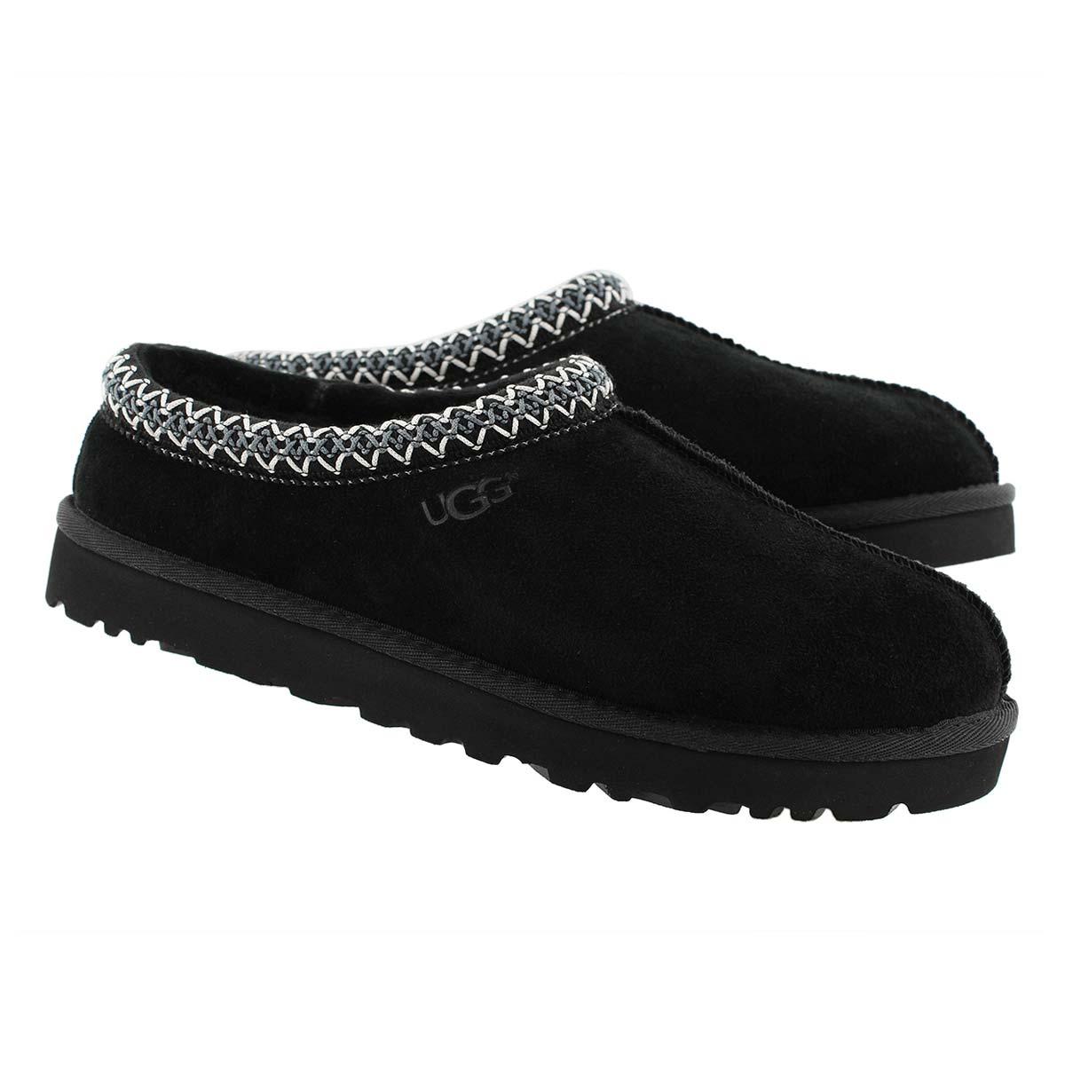 Mns Tasman black sheepskin slipper