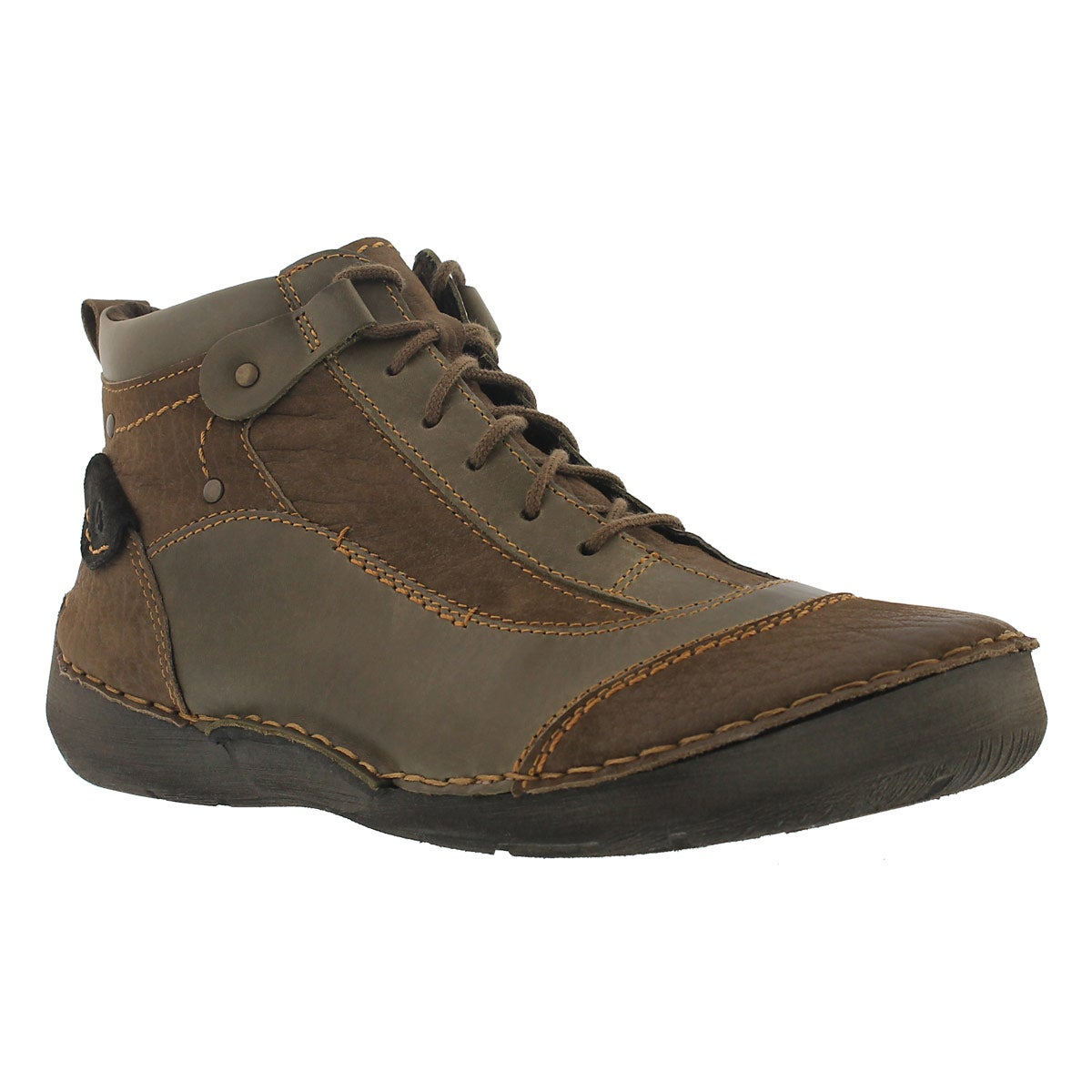 Lds Fergy 04 taupe ankle boot