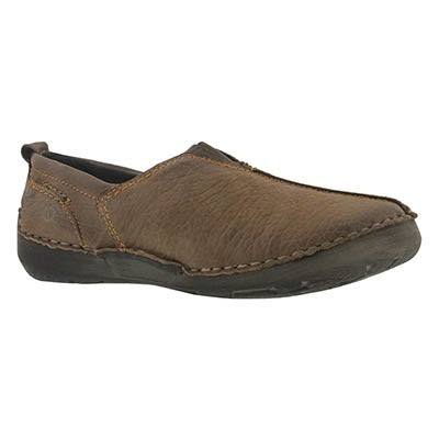 Josef Seibel Women's FERGEY 12 taupe slip on casual shoes
