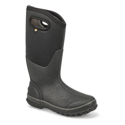 Lds Classic Tall black wide wtpf boot