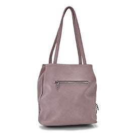Co-Lab Women's SOHO dusty lavender satchel