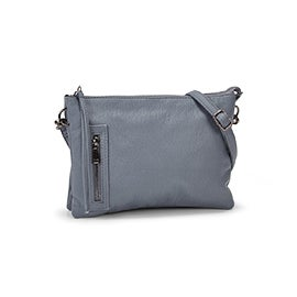 Co-Lab Women's LOFT FLAT shark crossbody bag
