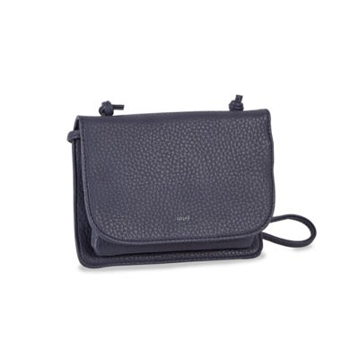 Co-Lab Women`s SYDNEY ORGANIZER blue crossbody bag
