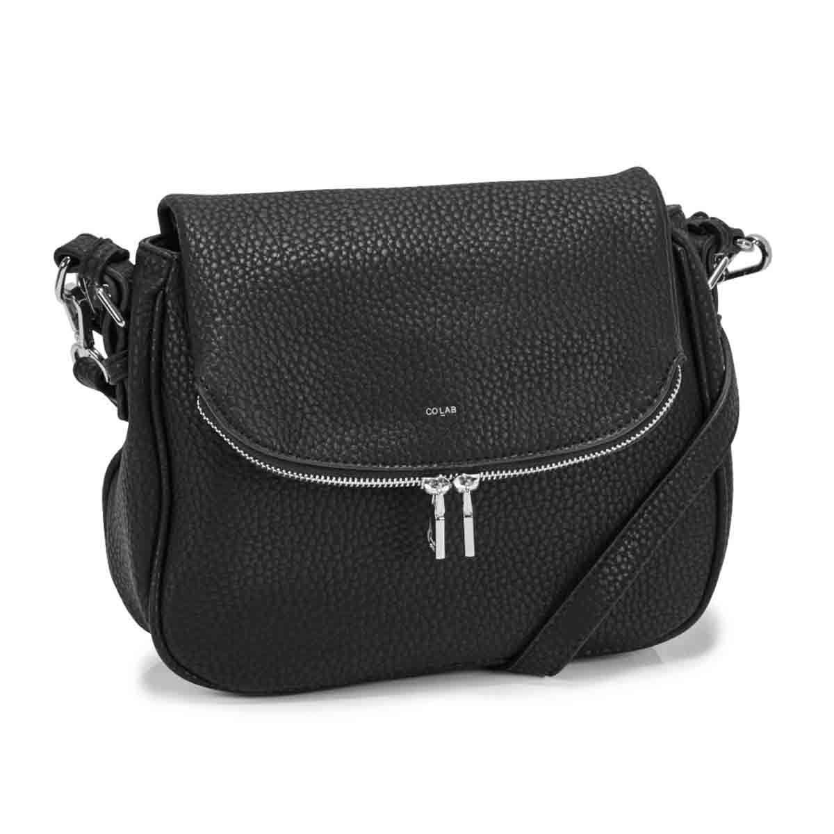 Women's SYDNEY black cross body bag