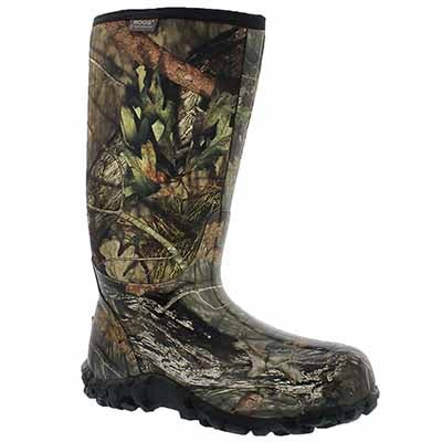 Bogs Men's CLASSIC HIGH MOSSY OAK waterproof boots