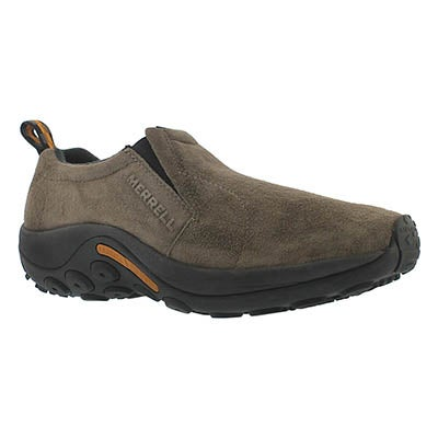 Merrell Men's JUNGLE MOC gunsmoke twin gore slip-on shoes