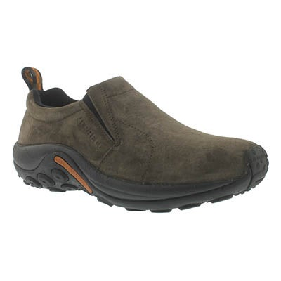 Merrell Women's JUNGLE MOC gunsmoke slip-on shoes
