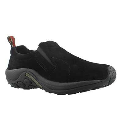 Merrell Men's JUNGLE MOC midnight twin gore slip-on shoes