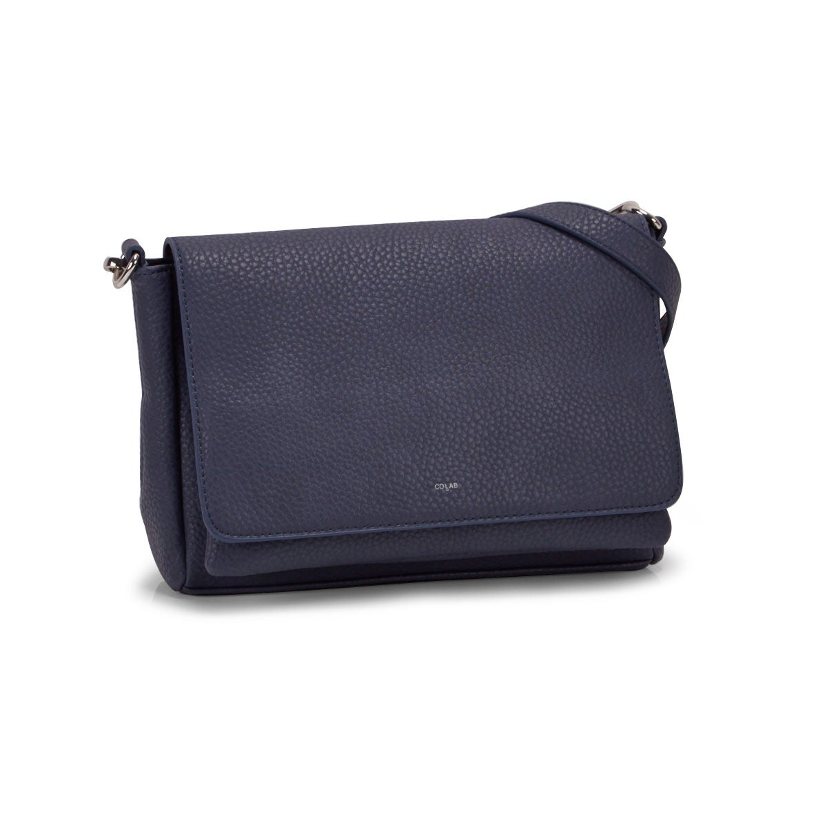 Sac messager band. denim fem.