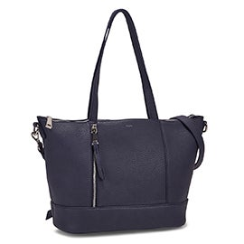 Co-Lab Women's ENERGY WEEKEND denim large tote bag