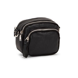 Co-Lab Women's 6224 black crossbody bag
