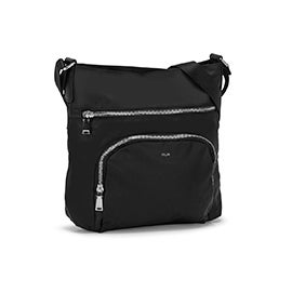 Co-Lab Women's 6234 black medium crossbody bag