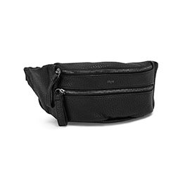 Co-Lab Women's 6247SM black adjustable fanny pack