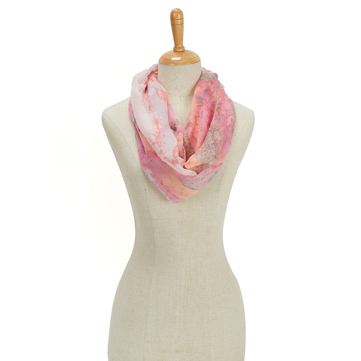 Women's PARADISE LOST TROPICAL STORM LOOP  scarf