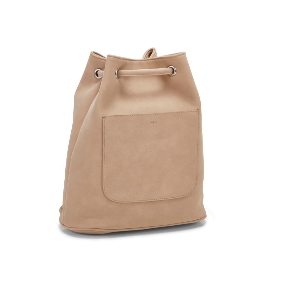 Lds sand drawstring backpack