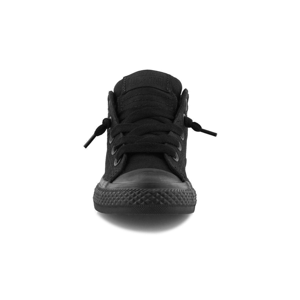 Kds CTAS Street Mid Core black sneaker