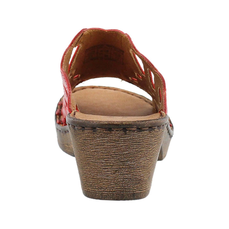 Sandale habillée Rebecca 23, corail, fem