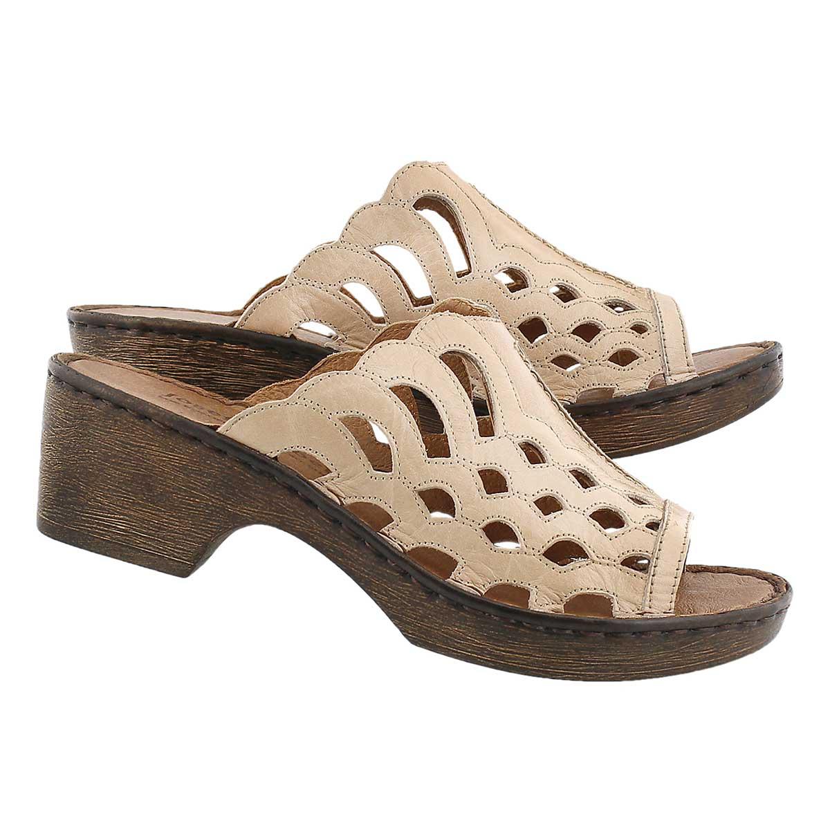 Sandale habillée Rebecca 23, beige, fem