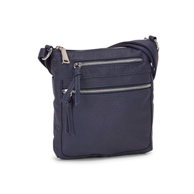 Co-Lab Women's LOFT washed vintage marina crossbody