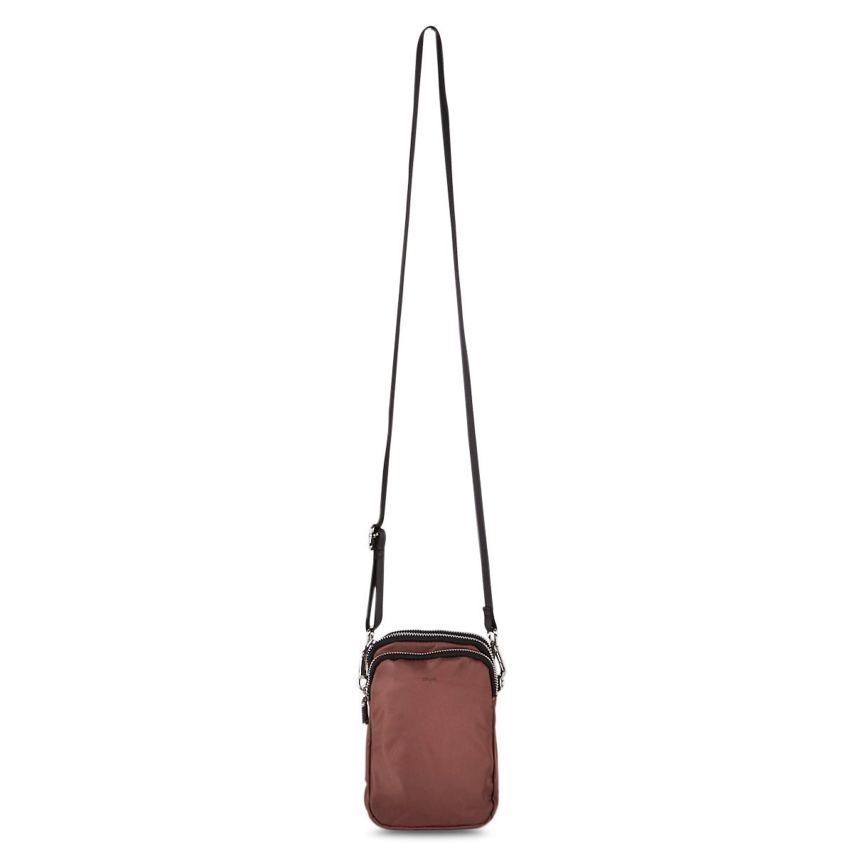 Lds sienna compartment tech crossbody