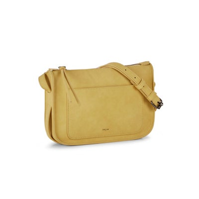 Co-Lab Women`s  6366 saffron cross body bag