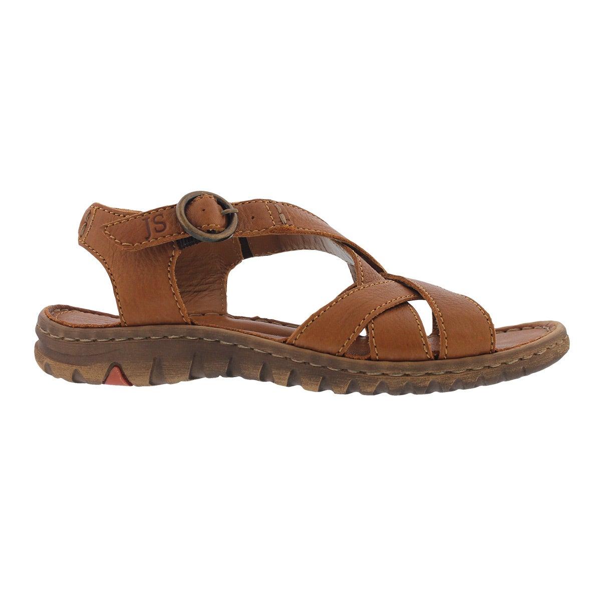 Lds Lucia 01 castagne casual sandal