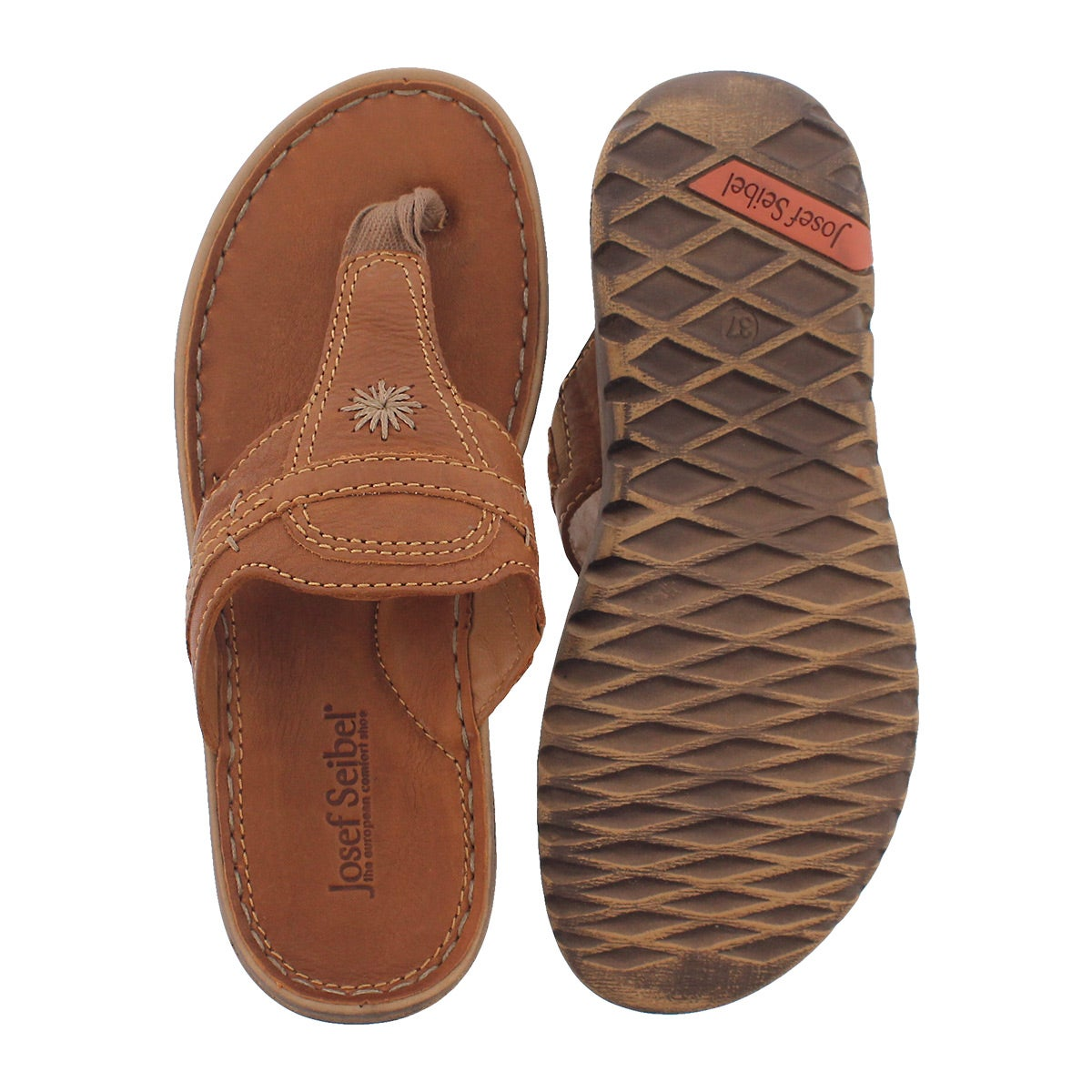 Lds Lucia 09 castagne casual thng sandal