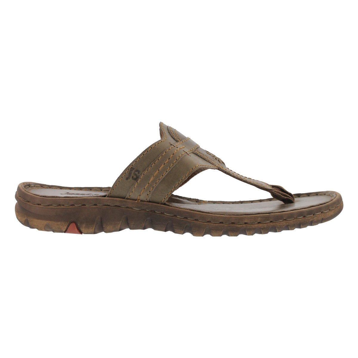 Lds Lucia 09 olive casual thng sandal