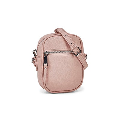 Co-Lab Women's 6392 cotton candy crossbody camera bag