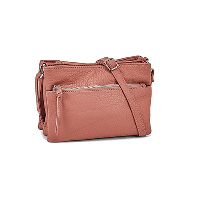 Lds mulberry triple crossbody bag